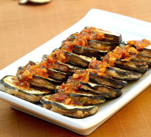 Chinese healthy eggplant recipes Overview 1