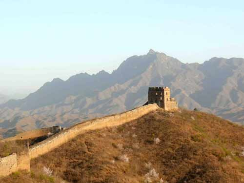 Yzenith gubeikou information about great wall of china information