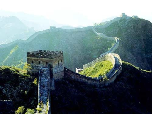 Yzenith jinshanling information about great wall of China information