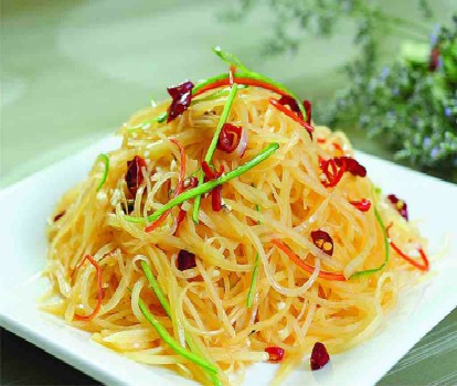 chinesefoodsrecipe-hot-and-sour-potato-silk