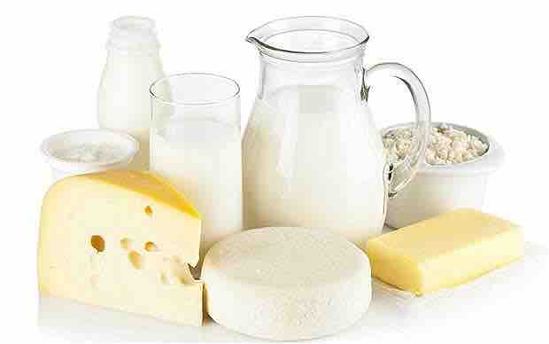 Why is dairy not used in chinese cooking?