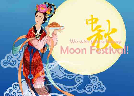 meaning behind Chinese Moon Festival
