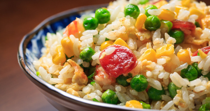 The top 5 best and easy chinese fried rice recipes authentic the top 5 best and easy chinese fried rice recipes forumfinder Choice Image