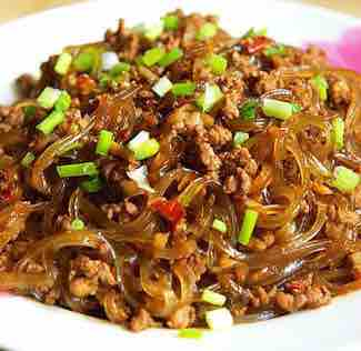 Yzenith chinese food blog bean threads with vegetables authentic yzenith chinese food blog bean threads with vegetables forumfinder Images