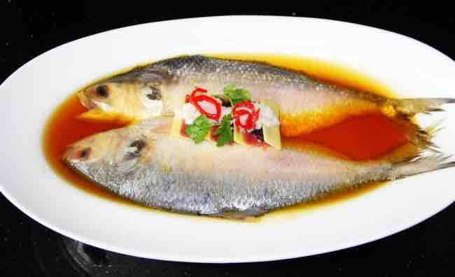 yzenith chinese food recipes-steamed fish
