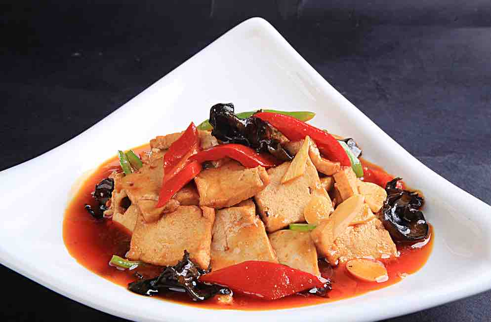 How To Cook Extra Firm Tofu Stir Fry – Spicy Fried Tofu Recipe