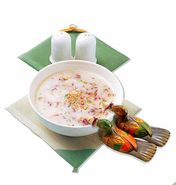 Chinese rice porridge health benefits and cooking tips for Asian cuisine cooking techniques