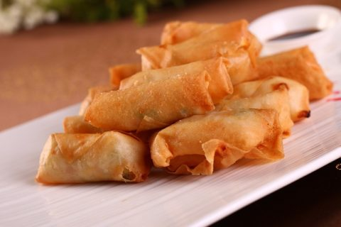 Authentic chinese food recipes and cooking tips chinese spring rolls recipe forumfinder Image collections