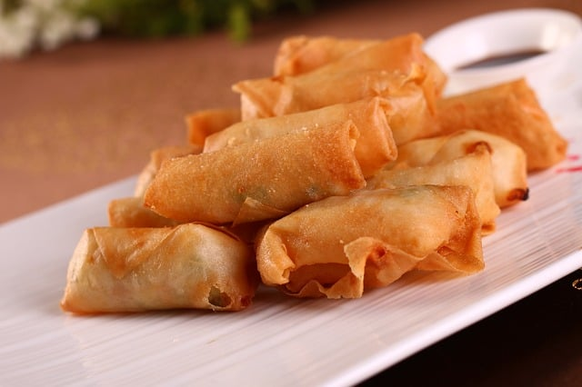 Chinese Spring Rolls Recipe